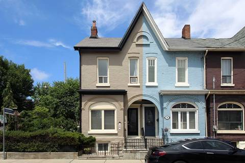 Townhouse for sale at 38 Collahie St Toronto Ontario - MLS: C4569458