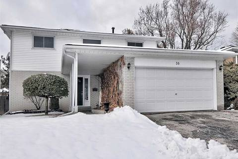 House for sale at 38 Conference Blvd Toronto Ontario - MLS: E4696768