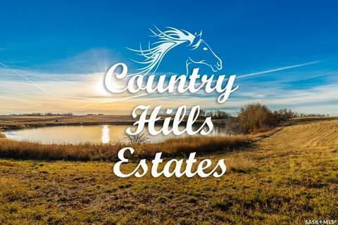 Residential property for sale at 38 Country Estates Dr Clavet Saskatchewan - MLS: SK799872
