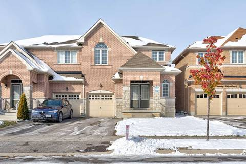 Townhouse for sale at 38 Country Ridge Ct Brampton Ontario - MLS: W4635597