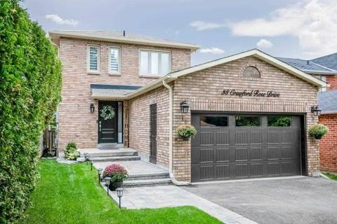 House for sale at 38 Crawford Rose Dr Aurora Ontario - MLS: N4675514