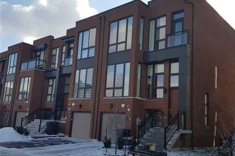 Townhouse for sale at 38 Crestridge Dr Vaughan Ontario - MLS: N4487432