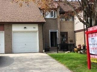 Townhouse for sale at 38 Croach Cres Toronto Ontario - MLS: E4458271