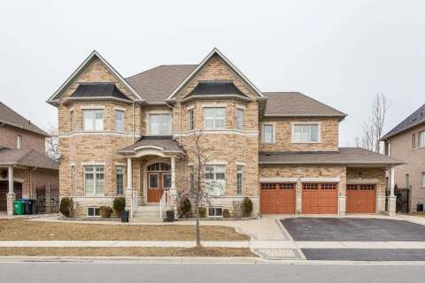 House for sale at 38 Daleridge Cres Brampton Ontario - MLS: W4768125