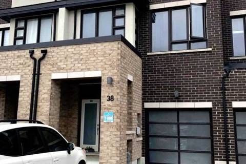 Townhouse for rent at 38 Dariole Dr Richmond Hill Ontario - MLS: N4488851