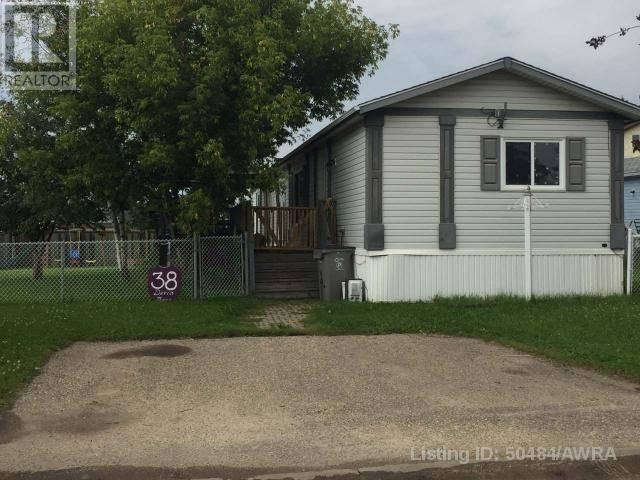 Residential property for sale at 38 Davio Pl Whitecourt Alberta - MLS: 50484