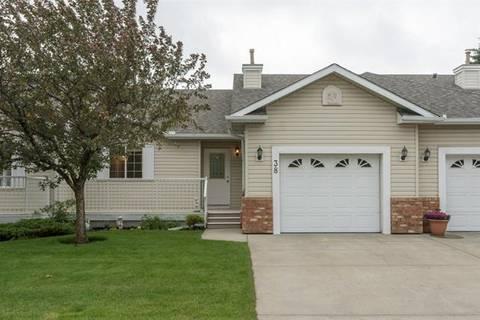 Townhouse for sale at  38 Del Monica Villas  Northeast Calgary Alberta - MLS: C4255353