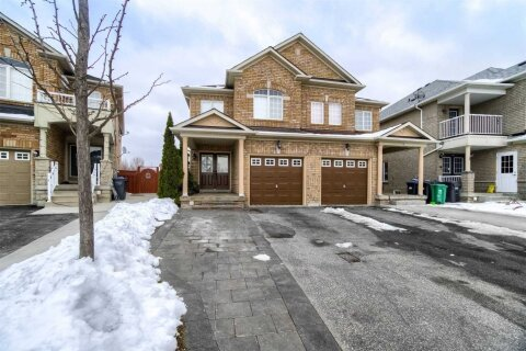 Townhouse for sale at 38 Dewridge Ct Brampton Ontario - MLS: W5086172