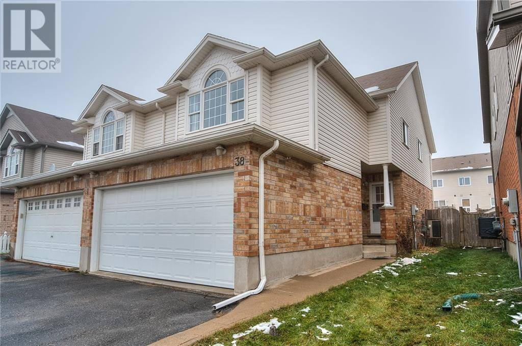 House for sale at 38 Donnenwerth Dr Kitchener Ontario - MLS: 30778744