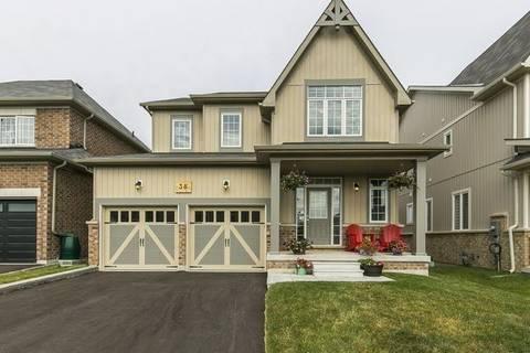 House for sale at 38 Drew Brown Blvd Orangeville Ontario - MLS: W4518795