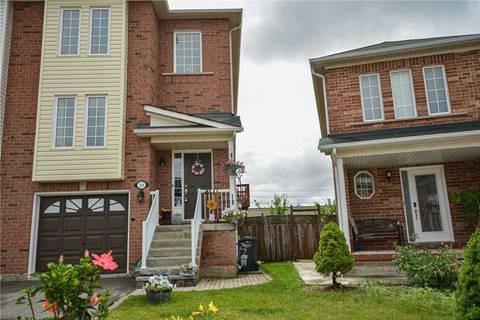 Townhouse for sale at 38 Dunlop Ct Brampton Ontario - MLS: W4591697