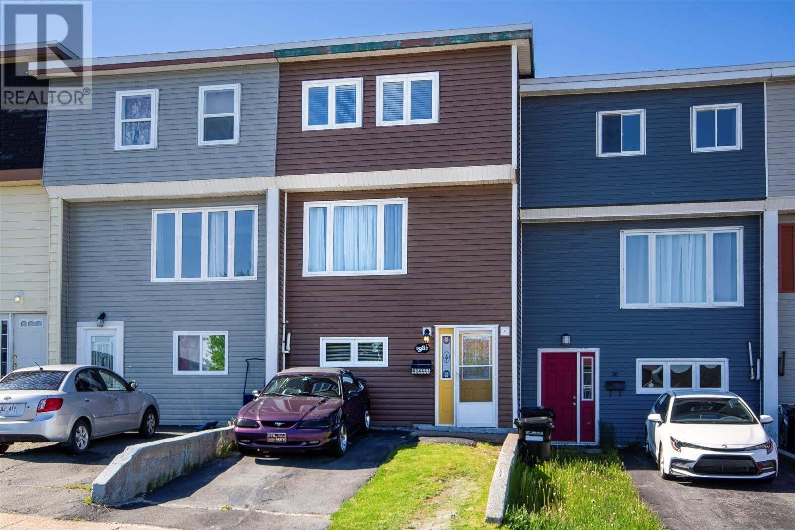 House for sale at 38 Eastaff St St. John's Newfoundland - MLS: 1216415