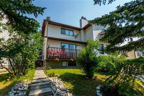 Townhouse for sale at 38 Edgeford Wy Northwest Calgary Alberta - MLS: C4253281