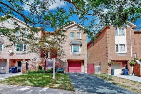 Townhouse for sale at 38 Eli Shackleton Ct Toronto Ontario - MLS: E4916910