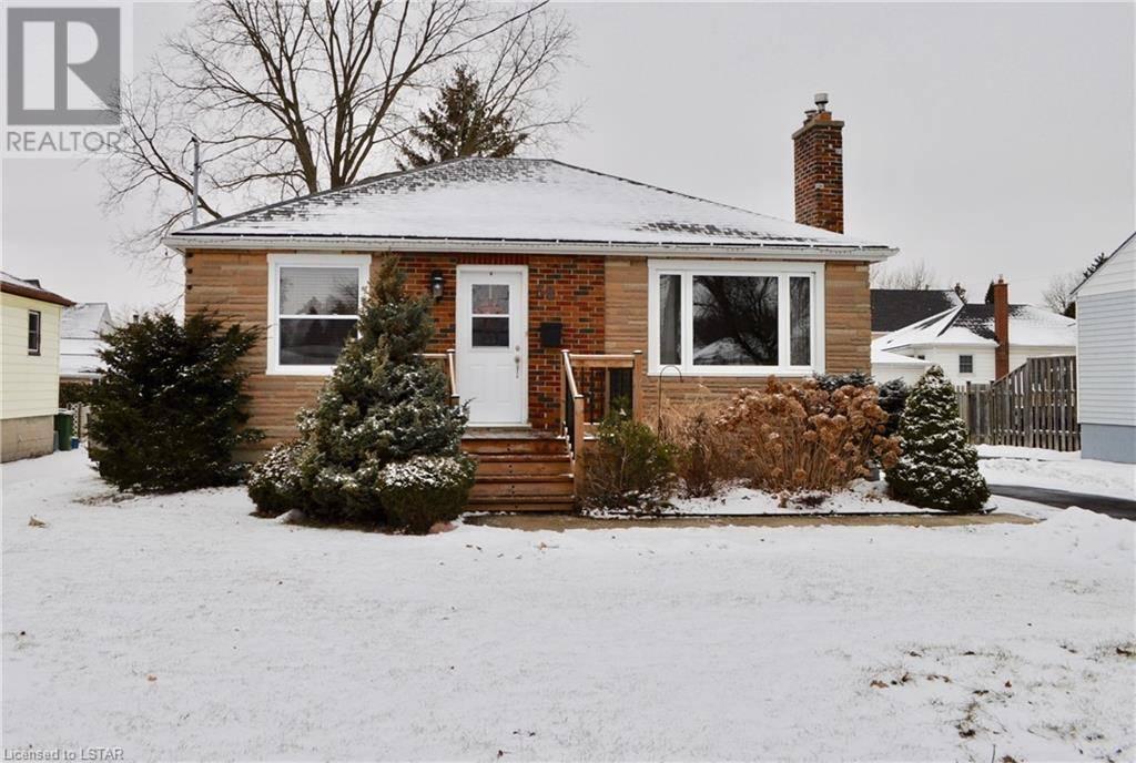 House for sale at 38 Elmina St St. Thomas Ontario - MLS: 243636