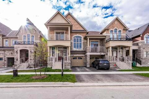 Townhouse for sale at 38 Faders Dr Brampton Ontario - MLS: W4775115