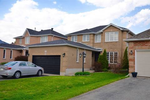 House for rent at 38 Felt Cres Barrie Ontario - MLS: S4693448