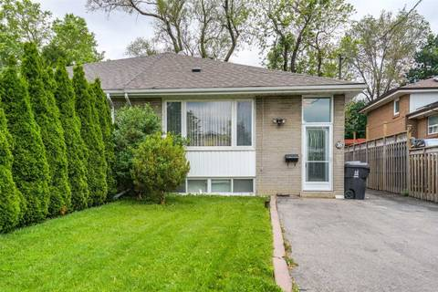 Townhouse for sale at 38 Fortrose Cres Toronto Ontario - MLS: C4495146