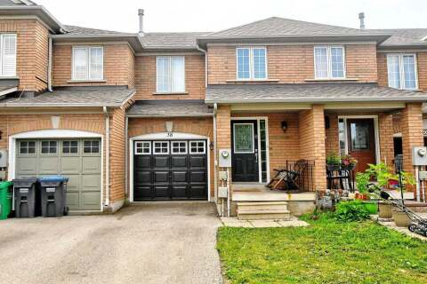 Townhouse for sale at 38 Frank Johnston Rd Caledon Ontario - MLS: W4814243