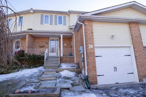 Townhouse for sale at 38 Galbraith Ct Clarington Ontario - MLS: E4367403