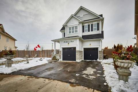 House for sale at 38 Gallimere Ct Whitby Ontario - MLS: E4690029