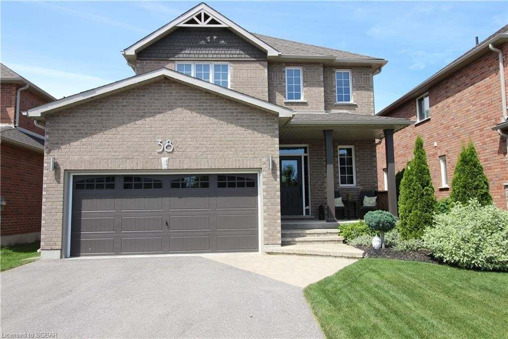 House for sale at 38 Garbutt Cres Collingwood Ontario - MLS: 261550