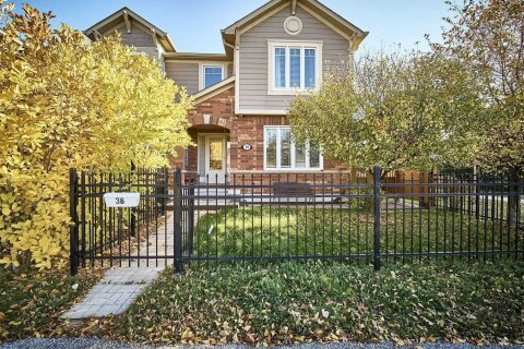Townhouse for sale at 38 Gas Lamp Ln Markham Ontario - MLS: N4996177