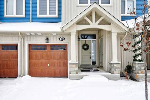 Townhouse for sale at 38 Greaves Ave Collingwood Ontario - MLS: S4647904