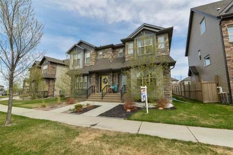 Townhouse for sale at 38 Greenbury Blvd Spruce Grove Alberta - MLS: E4156479
