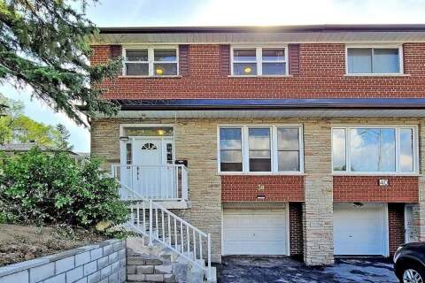 Townhouse for sale at 38 Greyhound Dr Toronto Ontario - MLS: C4826102