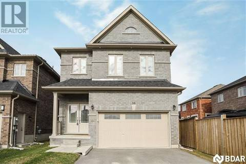 House for sale at 38 Gwendolyn St Barrie Ontario - MLS: 30729761