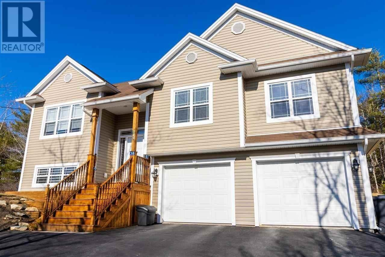 House for sale at 38 Haliburton Cres Stillwater Lake Nova Scotia - MLS: 202003856