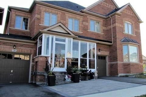 Townhouse for sale at 38 Harbord St Markham Ontario - MLS: N4412107
