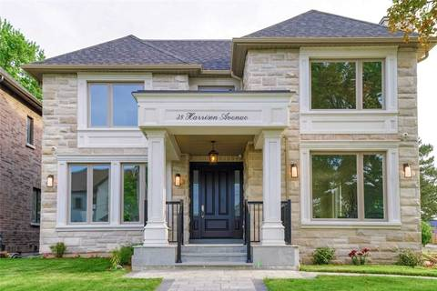 House for sale at 38 Harrison Ave Mississauga Ontario - MLS: W4734699