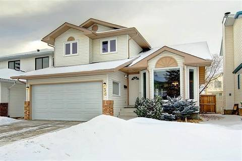 House for sale at 38 Hawkland Circ Northwest Calgary Alberta - MLS: C4282090