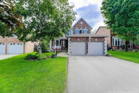 House for sale at 38 Ingleborough Ct Markham Ontario - MLS: N4493226