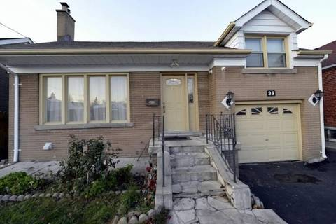 House for sale at 38 Janet Blvd Toronto Ontario - MLS: E4634895