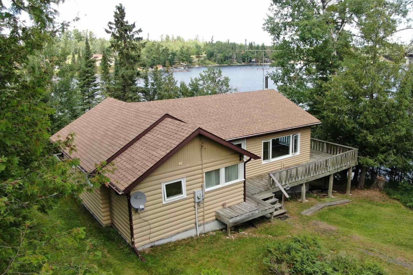 Residential property for sale at 38 Johnson Rd Sioux Narrows Ontario - MLS: TB200682