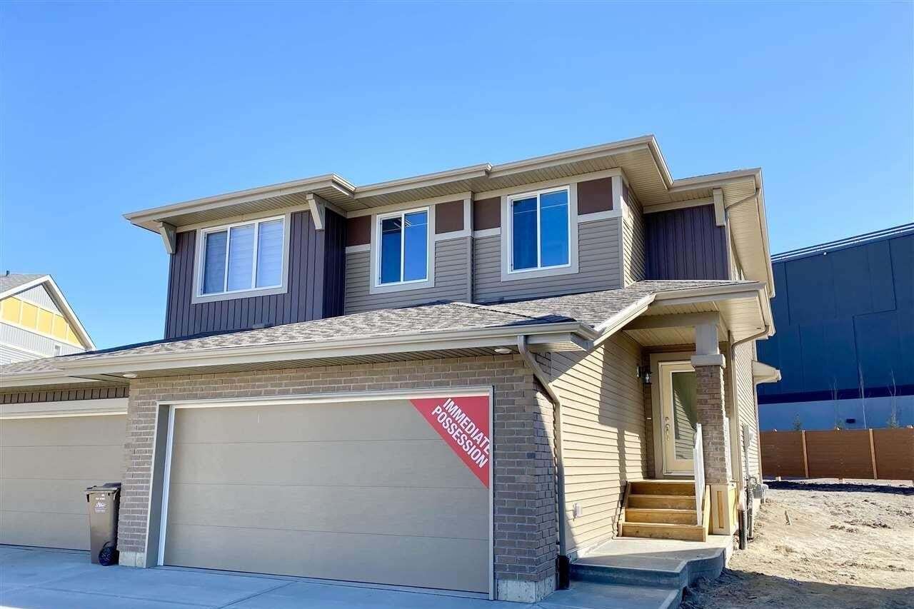 Townhouse for sale at 38 Juneau Wy St. Albert Alberta - MLS: E4196049