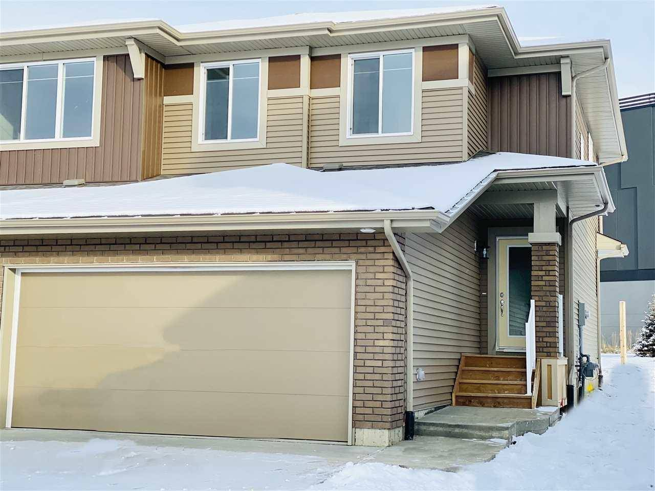 Townhouse for sale at 38 Juneau Wy St. Albert Alberta - MLS: E4182131