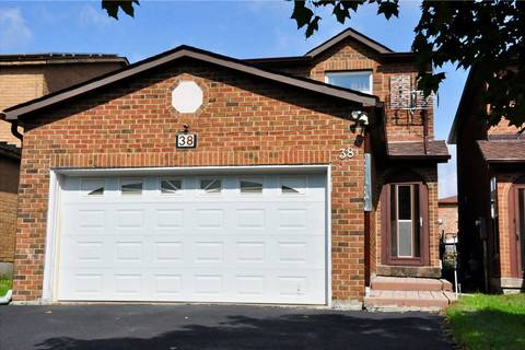 Home for sale at 38 Kenley Cres Markham Ontario - MLS: N4574467
