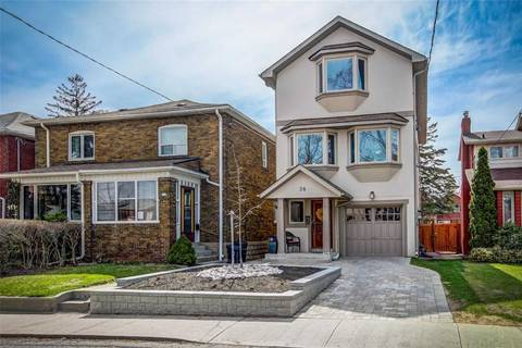 House for sale at 38 Lavinia Ave Toronto Ontario - MLS: W4724191