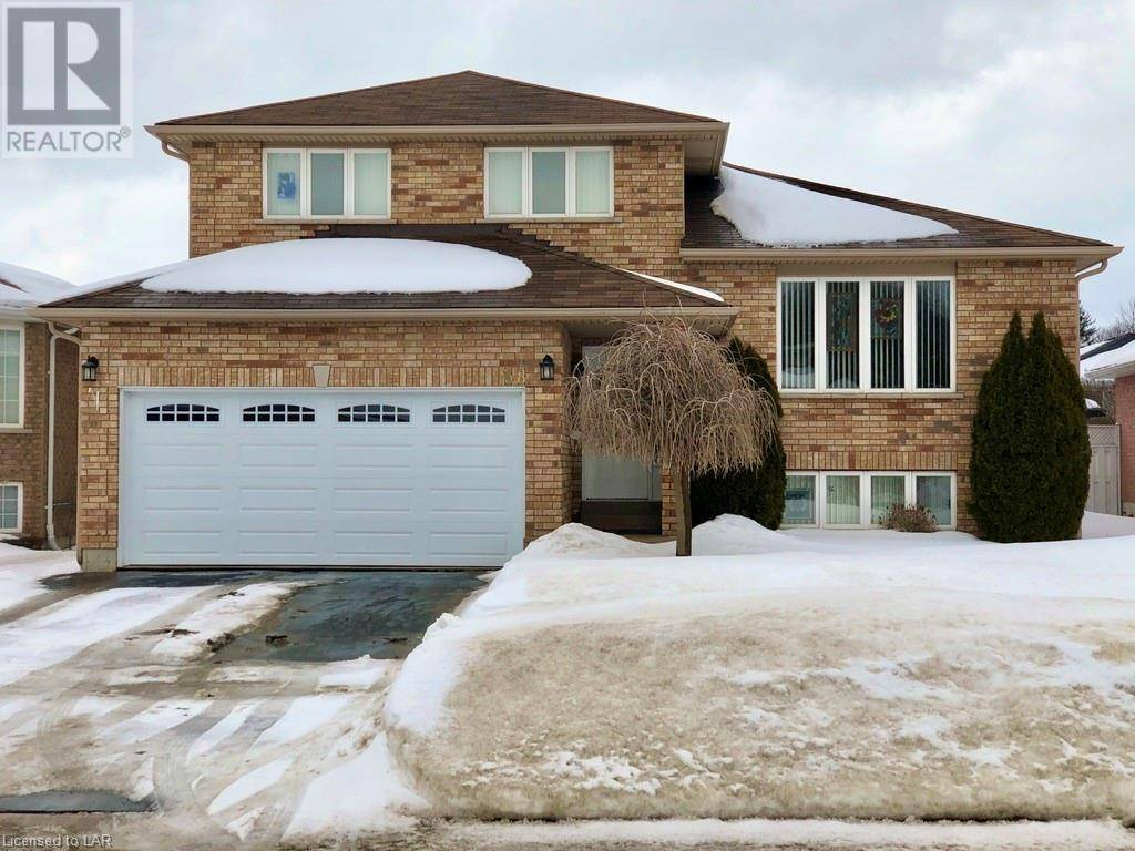 House for sale at 38 Lewis Dr Orillia Ontario - MLS: 244451