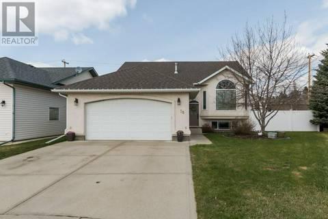 House for sale at 38 Livingston Cs Lacombe Alberta - MLS: ca0165411