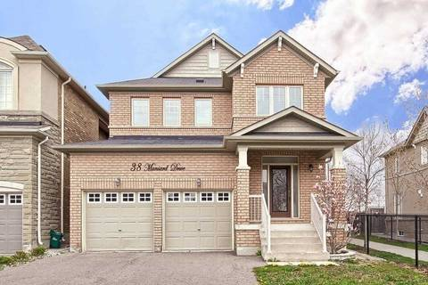 House for sale at 38 Mansard Dr Richmond Hill Ontario - MLS: N4452869