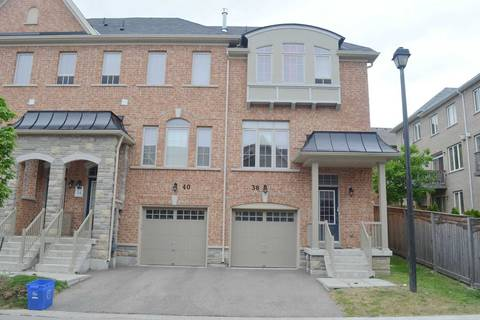 Townhouse for rent at 38 Mazarine Ln Richmond Hill Ontario - MLS: N4516257