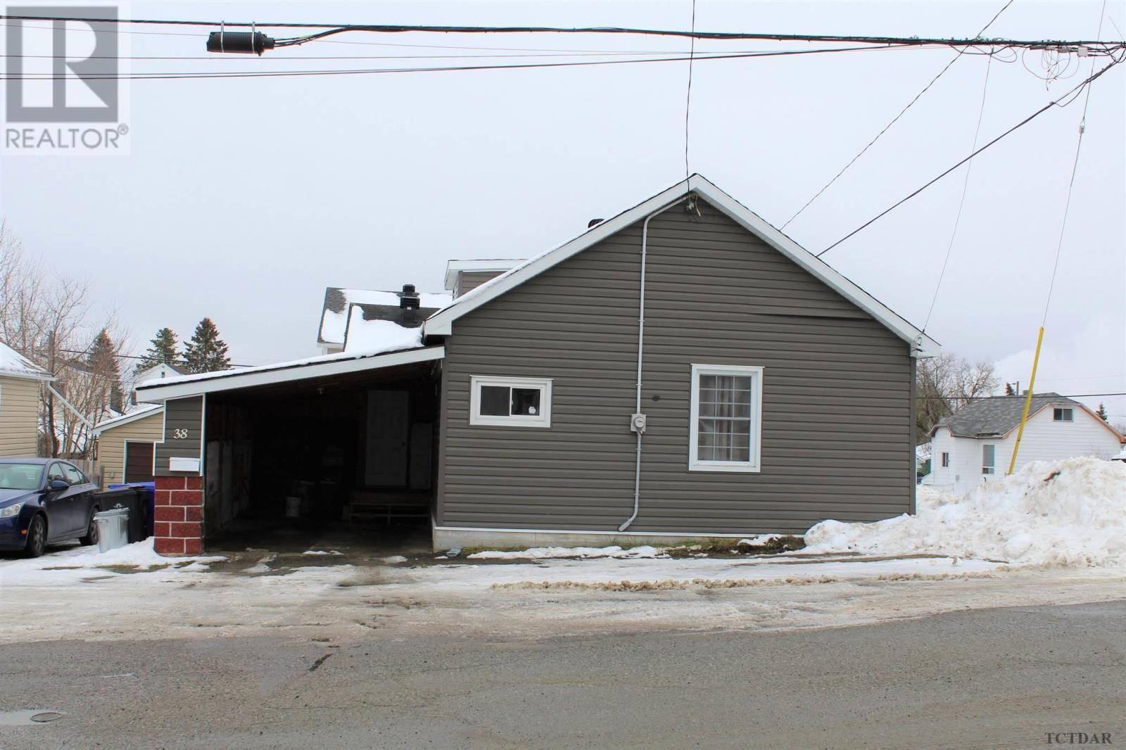 House for sale at 38 Mccamus Ave Kirkland Lake Ontario - MLS: TM192658