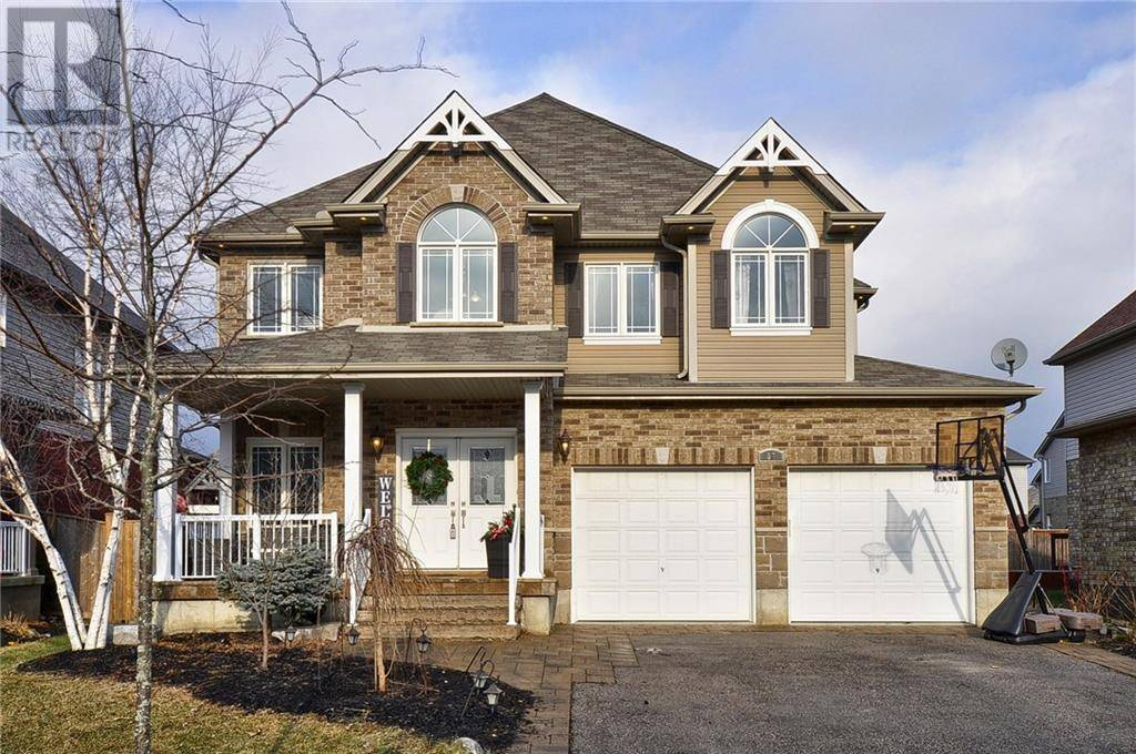 House for sale at 38 Mcqueen Dr Paris Ontario - MLS: 30782668