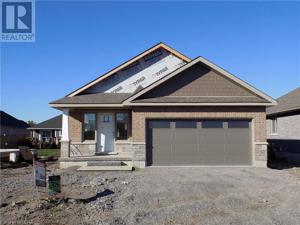 House for sale at 38 Mercedes Dr Belleville Ontario - MLS: 218683