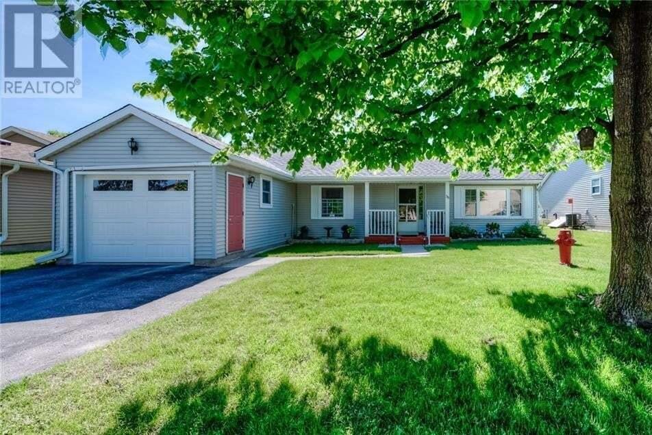 House for sale at 38 Morningside Circ New Hamburg Ontario - MLS: 30810603